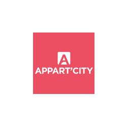 Logo d'Appart'City
