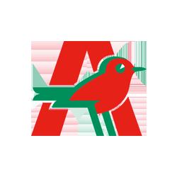 Logo de Auchan