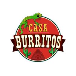 Logo de Casa Burritos