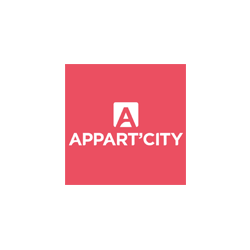 Logo d'Appart'City
