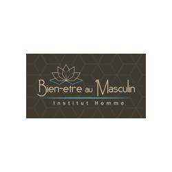 Logo du salon de beauté Bien-Être au Masculin