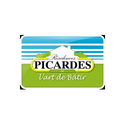 Résidences Picardes, Spart'enaire des Spartiates d'Amiens